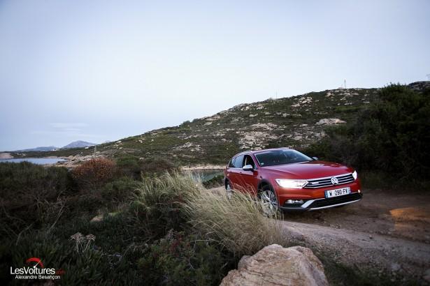 Volkswagen Passat Alltrack & SW GTE : tout-chemin et hybride au programme, essais…