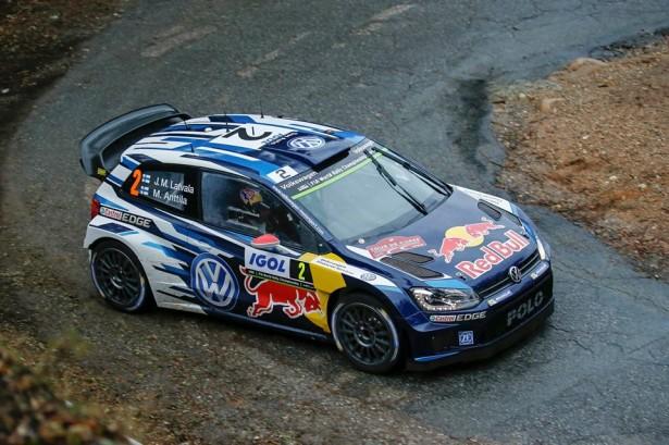 WRC – France : Jari-Matti Latvala vainqueur du Tour de Corse !