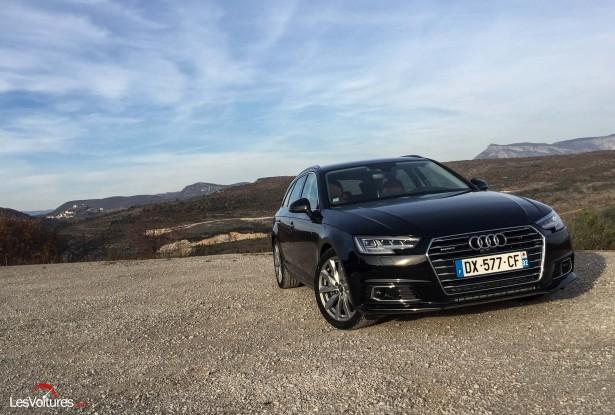 Audi A4 Avant : meilleur break familial du segment ? Essai…
