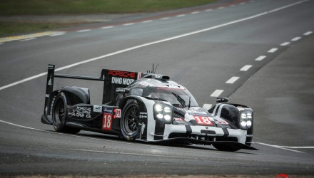 24-Heures-du-Mans-2015-Hours-of-le-test-day-journee-test-919-Hybrid-19-piste