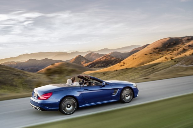 Mercedes-Benz SL, R 231, 2015