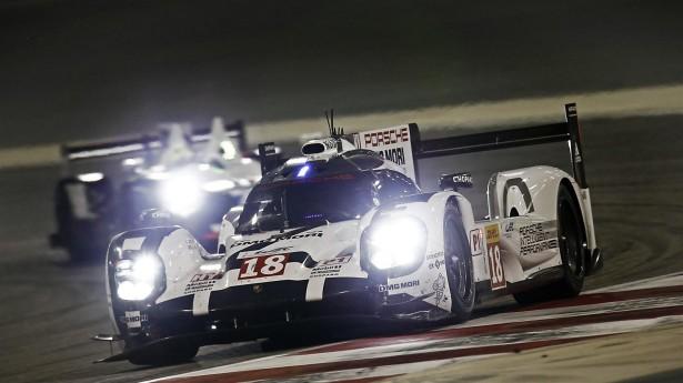 FIA WEC : victoire Porsche, Webber, Hartley et Bernhard champions 2015 (6 Heures de Bahreïn) !