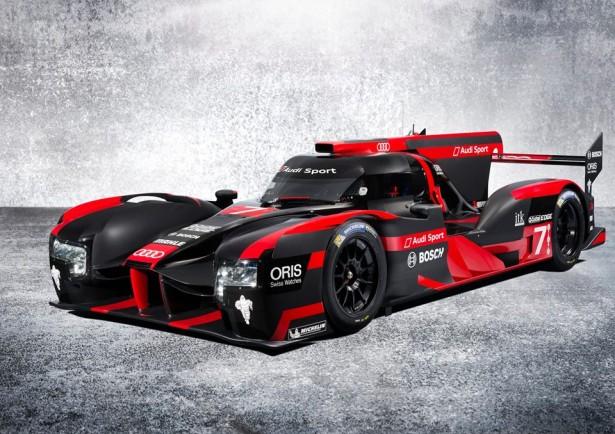 FIA WEC : Audi Sport dévoile la R18 e-tron quattro 2016 !
