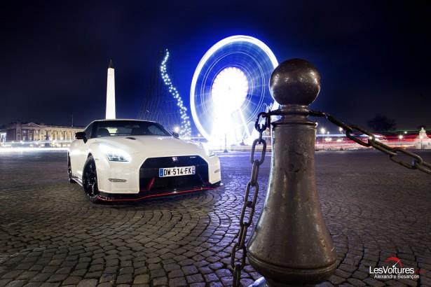 Nissan-GT-R-NISMO-photos-Paris-LesVoitures-Christmas-Noel-3