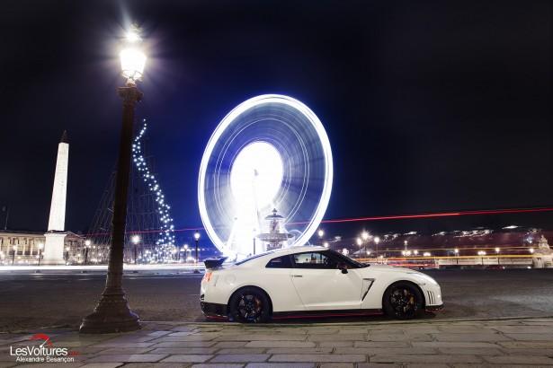 Nissan-GT-R-NISMO-photos-Paris-LesVoitures-Christmas-Noel-7