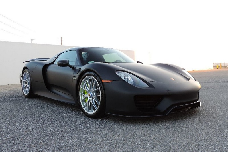 occasion porsche 918 spyder. Black Bedroom Furniture Sets. Home Design Ideas