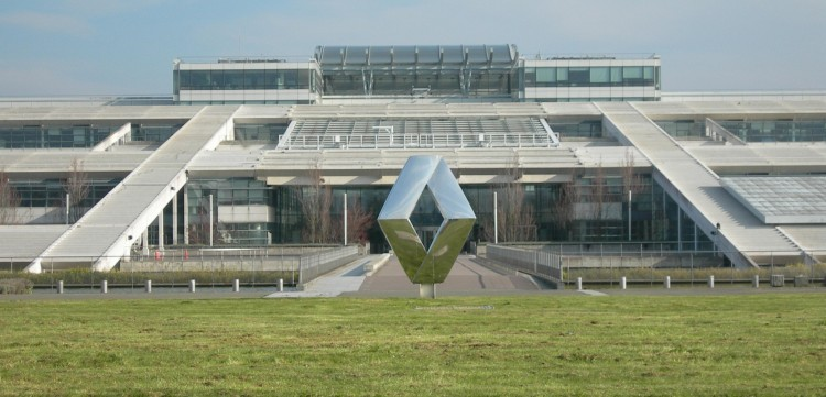 Technocentre-Renault-Guyancourt