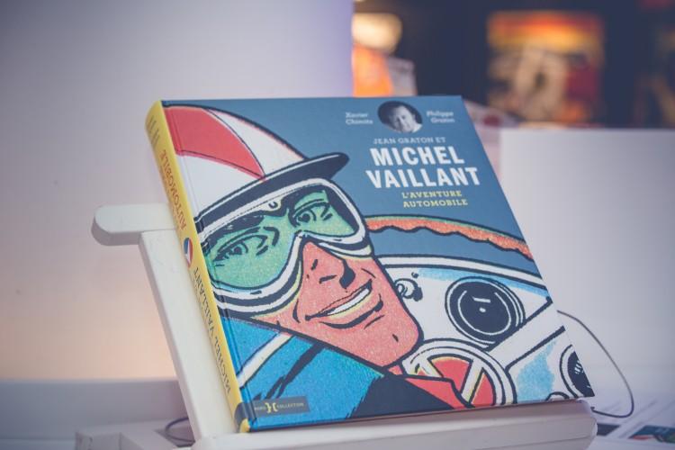 BMW George V _ Michel Vaillant Art Strips © Share & Dare