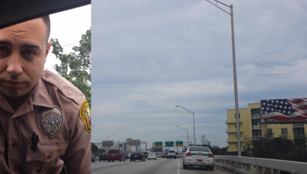 claudia-castillo-video-Cop-gets-pulled-over-for-speeding