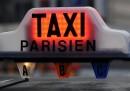 Lumignon rouge, taxi occupe  transport auto