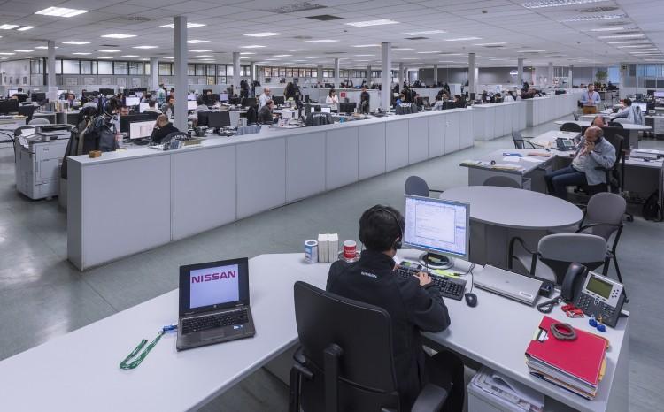 6801 Nissan Technical Center Europe España