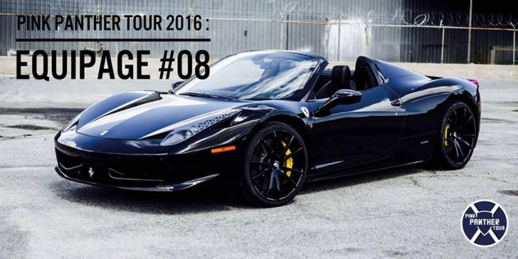Ferrari-Pink-Panther-Tour-2016