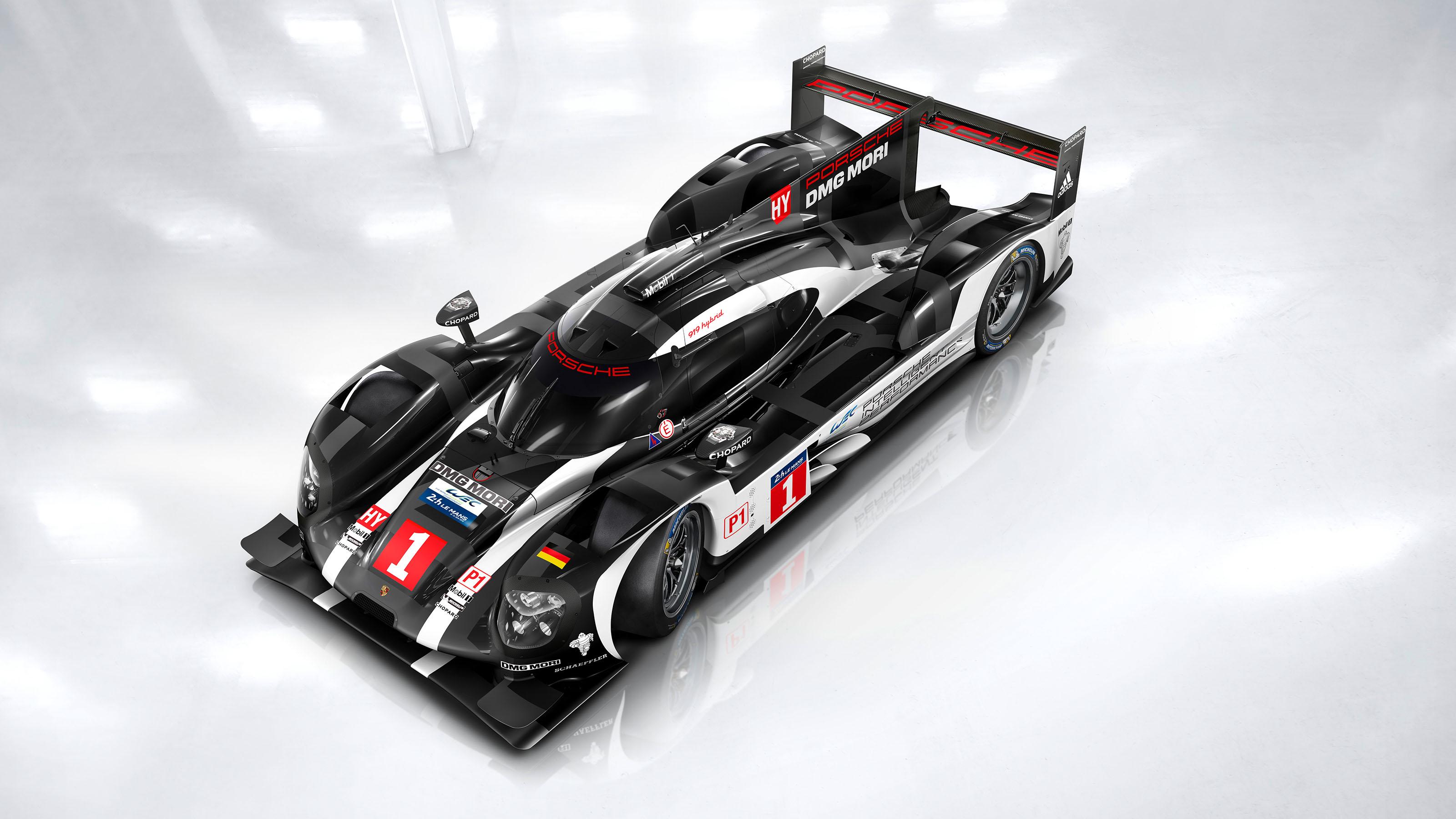 porsche motorsport 919 hybrid 2016 fia wec 6 les voitures. Black Bedroom Furniture Sets. Home Design Ideas