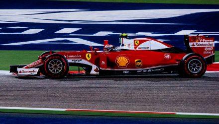 Ferrari-F1- Bahreïn-2016-