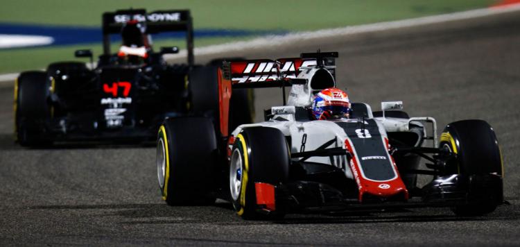 Haas-f1-grosjean-bahrein