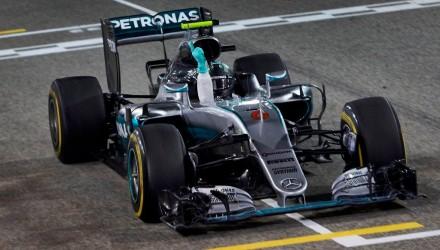 Mercedes-amg-petronas-F1- Bahreïn-2016-rosberg-victory