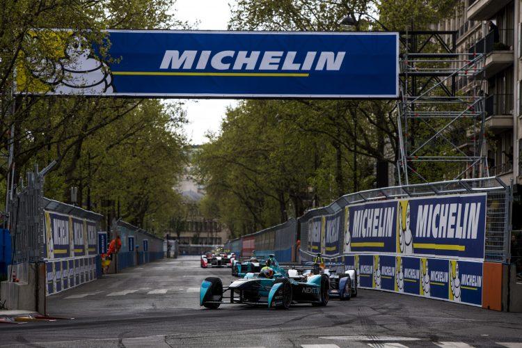 2015/2016 FIA Formula E Championship. Paris ePrix, Paris, France. Saturday 23 April 2016. Photo: Zak Mauger/LAT/Formula E ref: Digital Image _79P8982