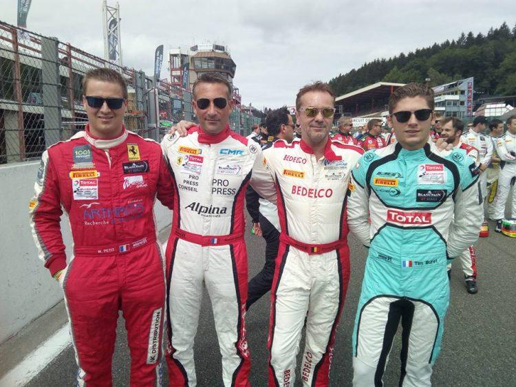 Ferrari-Sport-Garage-Classic-Modern-Racing-24-hours-spa-pokemon-go-2016-romain-brandela