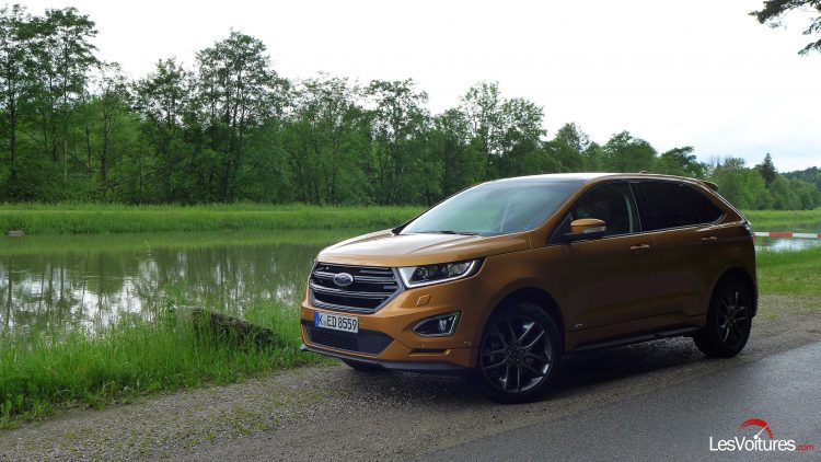 ford edge born in the usa le suv d barque sur le vieux continent essai les voitures. Black Bedroom Furniture Sets. Home Design Ideas