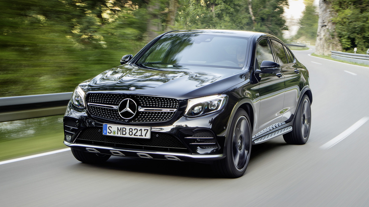 mercedes amg glc 43 4matic coup un v6 de 367 ch pour le suv coup les voitures. Black Bedroom Furniture Sets. Home Design Ideas