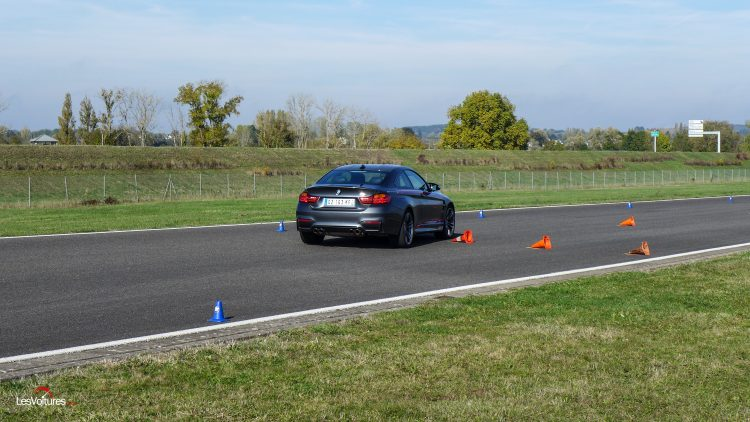 Model BMW M Intensive Training  Puissante Journe Au Plus Prs