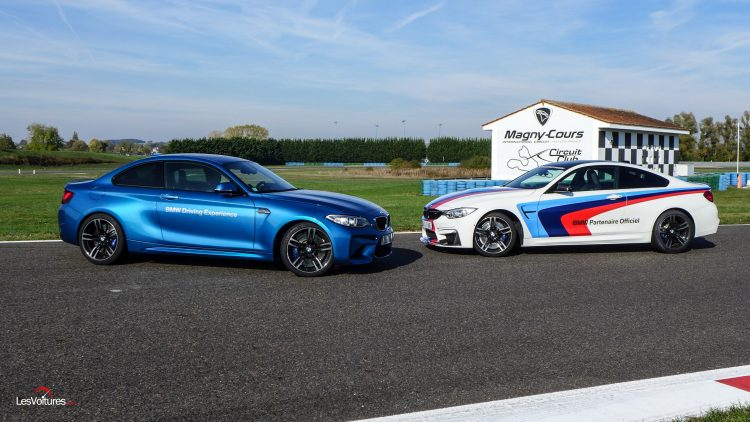 Excellent BMW M Intensive Training  Puissante Journe Au Plus Prs