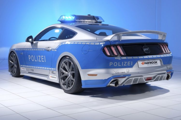 police-allemande-ford-mustang-2016-5