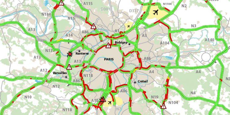 chauffeurs-vtc-manifestation-paris