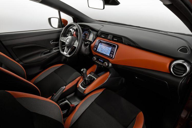 Nissan-Micra-interieur