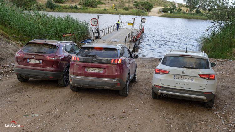 afrique-de-sud-11-road-trip-les-voitures-m6-turbo-seat-ateca-peugeot-3008-nissan-qashqai