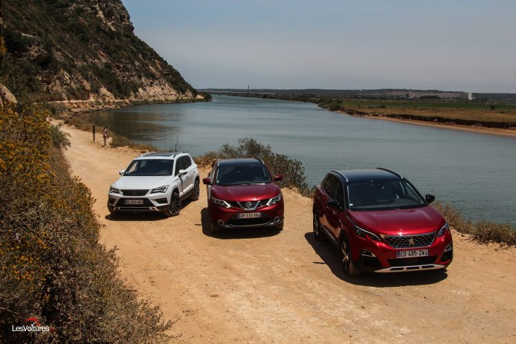 afrique-de-sud-20-road-trip-les-voitures-m6-turbo-seat-ateca-peugeot-3008-nissan-qashqai