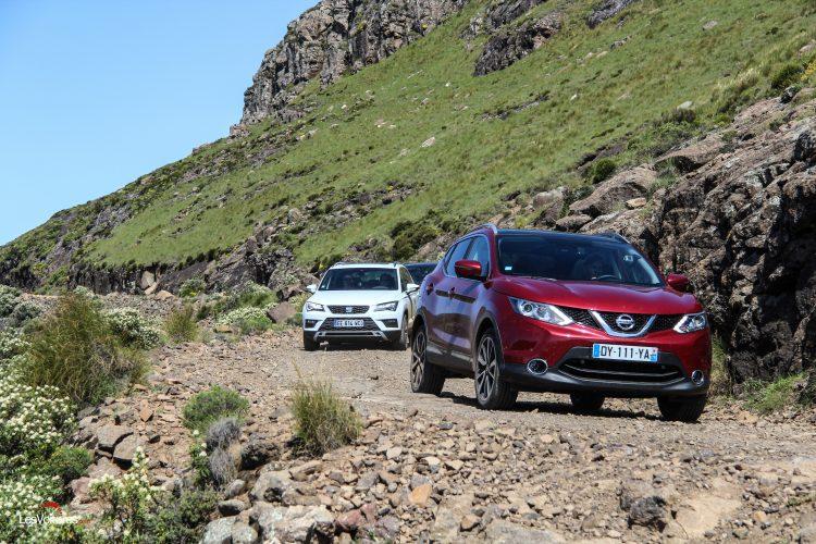 afrique-de-sud-38-road-trip-les-voitures-m6-turbo-seat-ateca-peugeot-3008-nissan-qashqai