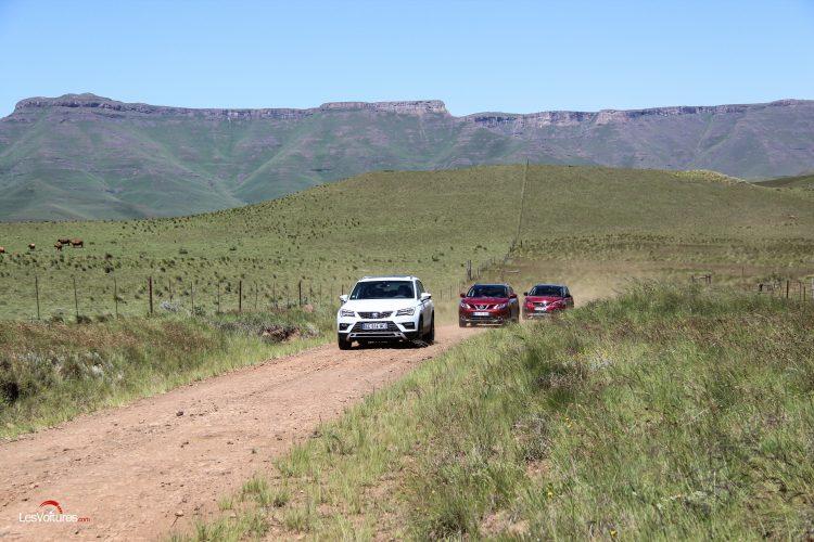 afrique-de-sud-41-road-trip-les-voitures-m6-turbo-seat-ateca-peugeot-3008-nissan-qashqai