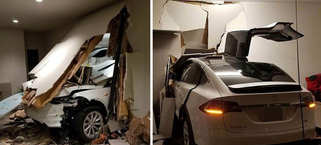 tesla-model-x-crash-house