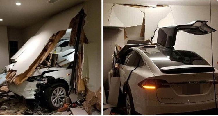 tesla-model-x-crash-house