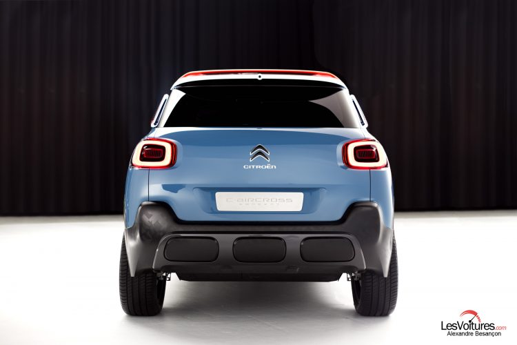 Citroën-C-Aircross Concept-shooting-photo-studio-14