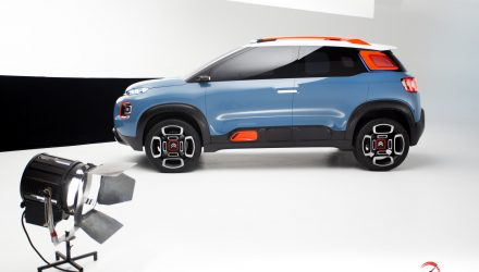 Citroën-C-Aircross Concept-shooting-photo-studio-18