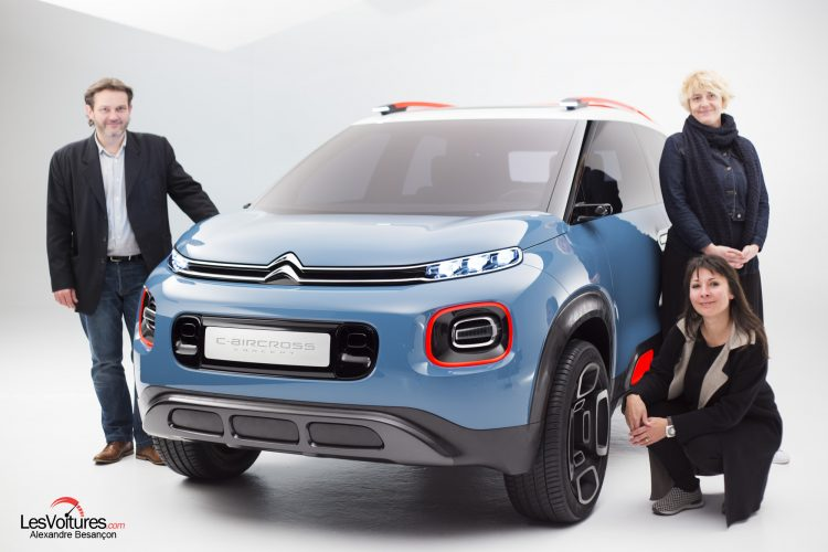Citroën-C-Aircross Concept-shooting-photo-studio-24