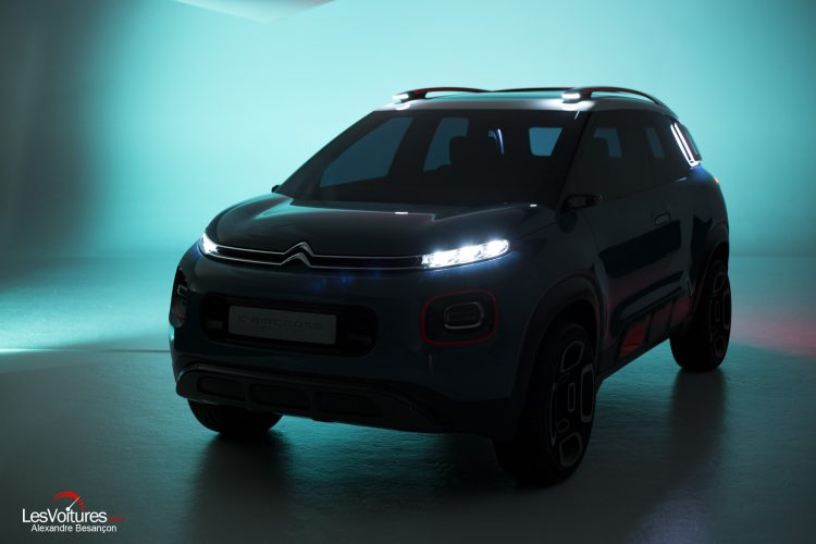 Citroën-C-Aircross Concept-shooting-photo-studio-27