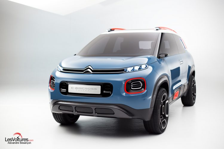 Citroën-C-Aircross Concept-shooting-photo-studio-7