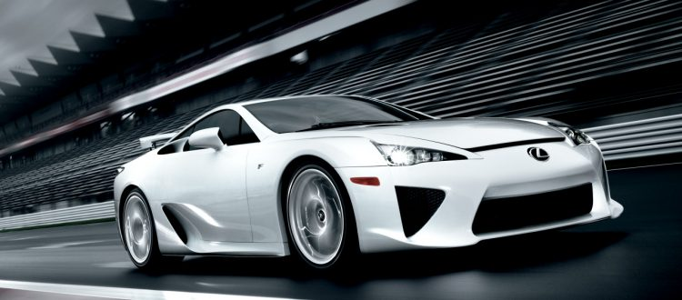Lexus-LFA-Exterior-Whitest-White