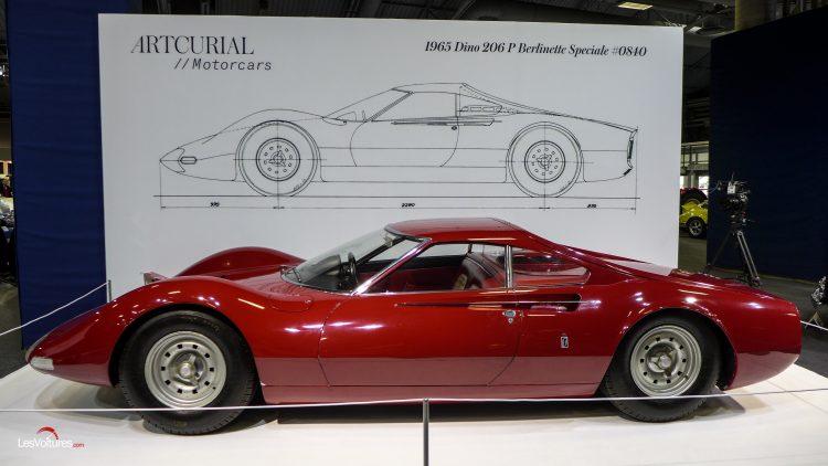 Rétromobile-1008-1966-Dino-206-p-berlinette-speciale-lot-84-artcurial