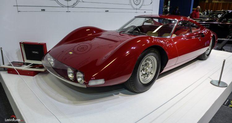 Rétromobile-98-1966-Dino-206-p-berlinette-speciale-lot-84-artcurial