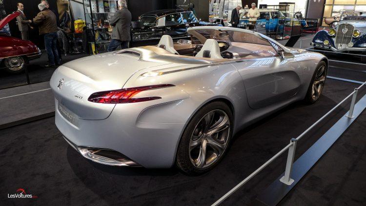 Rétromobile-Peugeot-sr1
