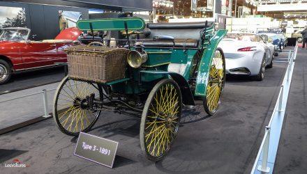 Rétromobile-peugeot-type-3