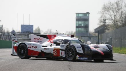 TOYOTA GAZOO  Racing. World Endurance Championship. TS050 Launch and Prologue Test 31st March to 2nd April 2017 Monza, Italy.