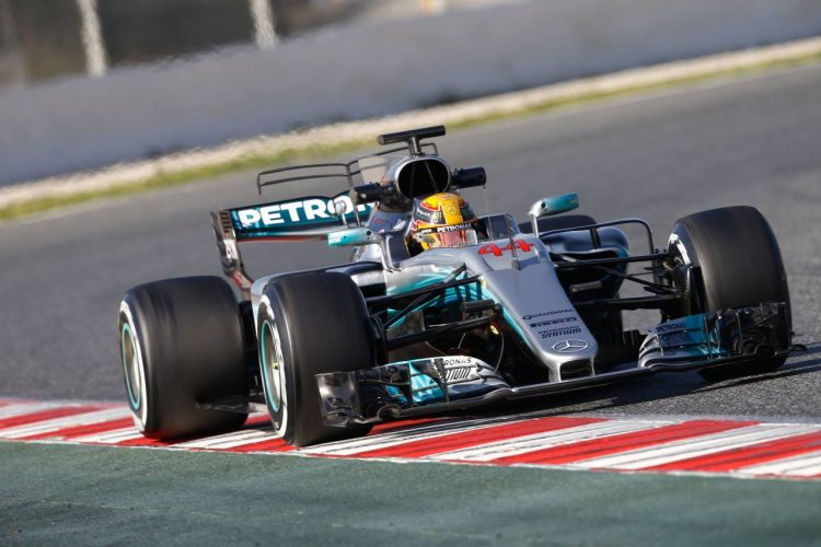 Mercedes-amg-petronas-F1-barcelone-test-2-2017