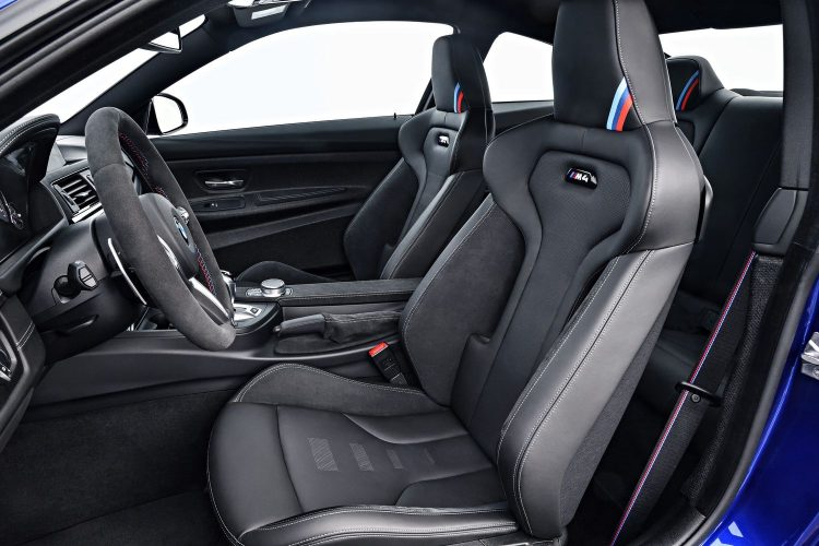 bmw m4 cs exclusive version optimis e de 460 ch les voitures. Black Bedroom Furniture Sets. Home Design Ideas