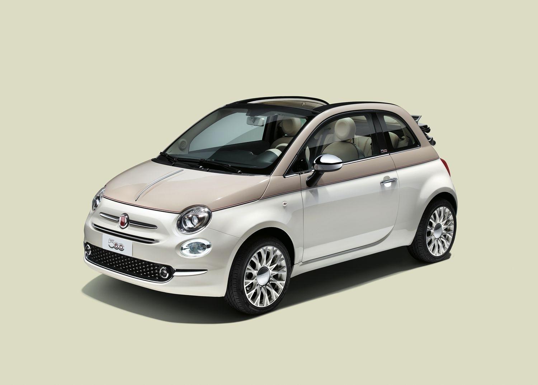 Fiat 500 60 232 Me Anniversaire 60 Ans Et Tout Son Charme
