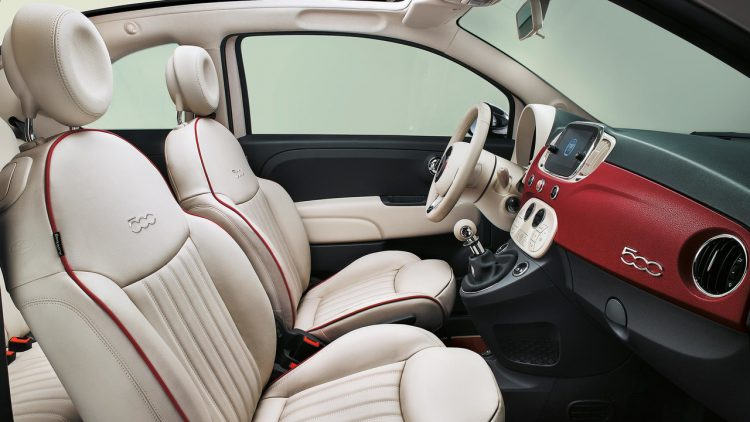 fiat-500-60th-anniversary-interior